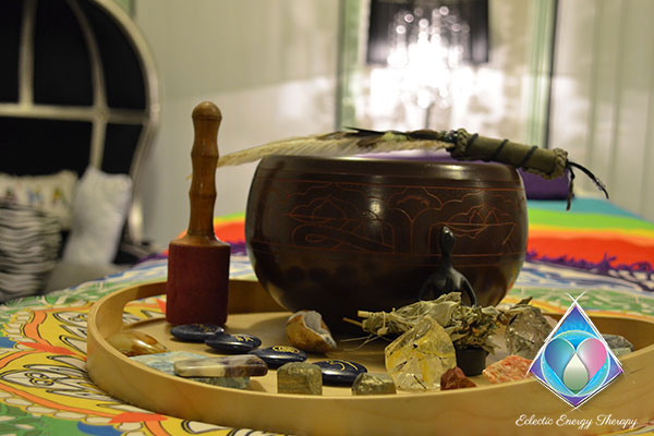 Eclectic Energy Therapy - Crystal Therapy